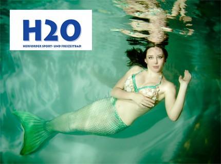 Meerjungfrauen-Schnupperkurs - H2O - 08.03.2020