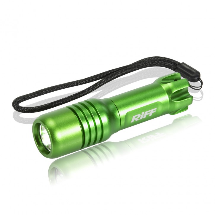 Tauchlampe Riff micro - grün