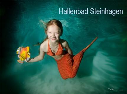 Meerjungfrauen-Schnupperkurs - Steinhagen - 19.01.2019