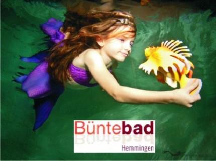 Meerjungfrauen- Schnupperkurs - BÜNTEBAD- 18.05.2019