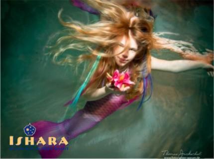 Meerjungfrauen-Schnupperkurs - ISHARA - 02.04.2019