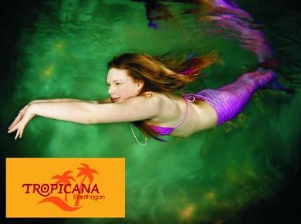 Meerjungfrauen-Schnupperkurs - Tropicana - 01.06.2019- 15-00 Uhr